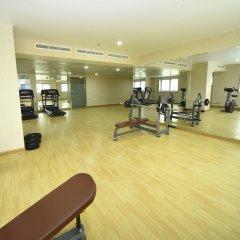 Отель Alain Hotel Apartments ОАЭ, Аджман - отзывы, цены и фото номеров - забронировать отель Alain Hotel Apartments онлайн фитнесс-зал фото 2