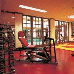 Отель The Savoy фитнесс-зал фото 3