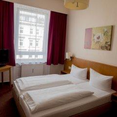 Отель Residence am Hauptbahnhof Германия, Гамбург - 1 отзыв об отеле, цены и фото номеров - забронировать отель Residence am Hauptbahnhof онлайн комната для гостей фото 2