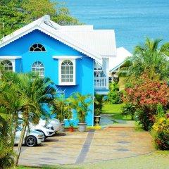 Отель Beachcombers Hotel Сент-Винсент и Гренадины, Остров Бекия - отзывы, цены и фото номеров - забронировать отель Beachcombers Hotel онлайн фото 8