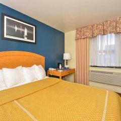 Отель Midtown Convention Center Hotel США, Нью-Йорк - отзывы, цены и фото номеров - забронировать отель Midtown Convention Center Hotel онлайн комната для гостей фото 2