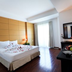 Отель Paragon Villa Hotel Вьетнам, Нячанг - 2 отзыва об отеле, цены и фото номеров - забронировать отель Paragon Villa Hotel онлайн комната для гостей фото 3