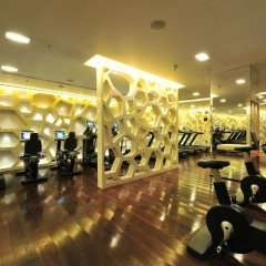 Отель Hyatt Centric Levent Istanbul фитнесс-зал фото 2