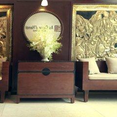 Отель Au Coeur dHanoi Boutique Hotel Вьетнам, Ханой - отзывы, цены и фото номеров - забронировать отель Au Coeur dHanoi Boutique Hotel онлайн интерьер отеля фото 2