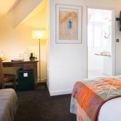 Отель Best Western Adagio Франция, Сомюр - отзывы, цены и фото номеров - забронировать отель Best Western Adagio онлайн удобства в номере фото 2