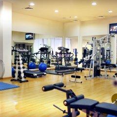 Ани Плаза Отель фитнесс-зал фото 3