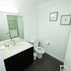 Отель Downtown Cosmopolitan Residences США, Лос-Анджелес - отзывы, цены и фото номеров - забронировать отель Downtown Cosmopolitan Residences онлайн ванная