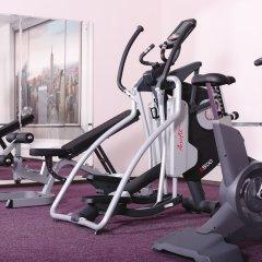 Гостиница SkyPoint Шереметьево фитнесс-зал