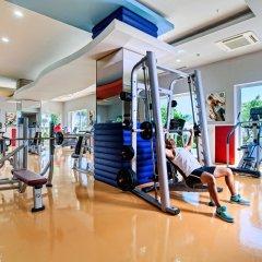 Amara Dolce Vita Luxury Турция, Кемер - 6 отзывов об отеле, цены и фото номеров - забронировать отель Amara Dolce Vita Luxury онлайн фитнесс-зал
