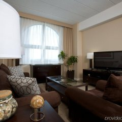 Отель Crowne Plaza Columbus - Downtown США, Колумбус - отзывы, цены и фото номеров - забронировать отель Crowne Plaza Columbus - Downtown онлайн комната для гостей фото 3