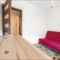 Апартаменты P&O Apartments Niecala Варшава комната для гостей фото 3