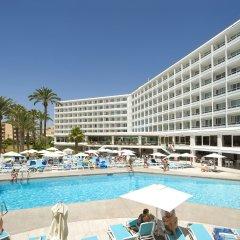 Отель Playasol The New Algarb Испания, Ивиса - отзывы, цены и фото номеров - забронировать отель Playasol The New Algarb онлайн бассейн