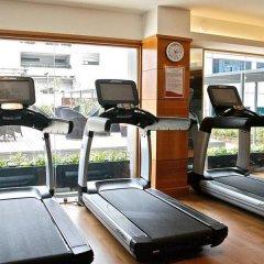 Отель Somerset Orchard Singapore Сингапур, Сингапур - отзывы, цены и фото номеров - забронировать отель Somerset Orchard Singapore онлайн фитнесс-зал фото 3