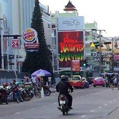 Отель P.O. Guesthouse Pattaya Beach фото 2
