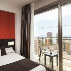 Отель Sandos Monaco Beach Hotel & Spa - Только для взрослых - Все включено Испания, Бенидорм - отзывы, цены и фото номеров - забронировать отель Sandos Monaco Beach Hotel & Spa - Только для взрослых - Все включено онлайн комната для гостей фото 5