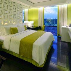 Отель The Bayleaf Intramuros Филиппины, Манила - отзывы, цены и фото номеров - забронировать отель The Bayleaf Intramuros онлайн комната для гостей