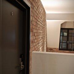 Отель Aparthostel Warszawa сейф в номере