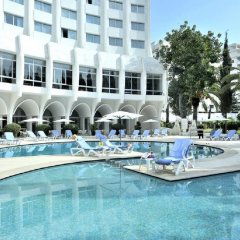 Отель Kenzi Solazur Hotel Марокко, Танжер - 3 отзыва об отеле, цены и фото номеров - забронировать отель Kenzi Solazur Hotel онлайн бассейн