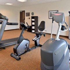 Отель extend a suites фитнесс-зал