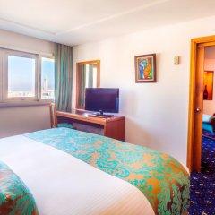 Отель Idou Anfa Hotel Марокко, Касабланка - отзывы, цены и фото номеров - забронировать отель Idou Anfa Hotel онлайн комната для гостей фото 3