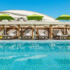 Отель Aloft Al Ain ОАЭ, Эль-Айн - отзывы, цены и фото номеров - забронировать отель Aloft Al Ain онлайн бассейн