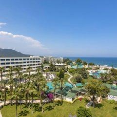 Отель Mirage Park Resort - All Inclusive пляж фото 2