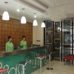 Shanshui Trends Hotel Guangzhou Dongpu Branch интерьер отеля