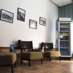Hotel Mediterraneo Carihuela интерьер отеля