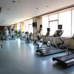 Wenjin Hotel фитнесс-зал