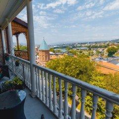 Отель Цитадель Нарикала балкон фото 2