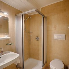 Отель Silbergasser Горнолыжный курорт Ортлер ванная фото 2