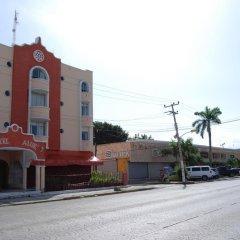 Отель Alux Cancun Мексика, Канкун - отзывы, цены и фото номеров - забронировать отель Alux Cancun онлайн парковка
