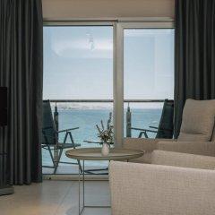 Hotel Sercotel Spa Porta Maris комната для гостей