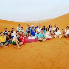 Отель Camels House Марокко, Мерзуга - отзывы, цены и фото номеров - забронировать отель Camels House онлайн фитнесс-зал