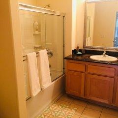 Апартаменты DTLA Apartment With Parking and Pool ванная