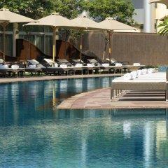 Отель Le Meridien Cairo Airport бассейн фото 3