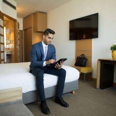 Отель Novotel Casablanca City Center Марокко, Касабланка - 1 отзыв об отеле, цены и фото номеров - забронировать отель Novotel Casablanca City Center онлайн удобства в номере фото 2