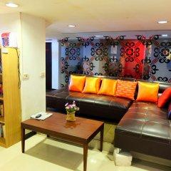 Отель Take A Nap Бангкок развлечения