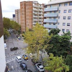 Ginosi Pedralbes Hotel Барселона парковка