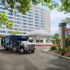 Отель Hilton New York JFK Airport США, Нью-Йорк - отзывы, цены и фото номеров - забронировать отель Hilton New York JFK Airport онлайн городской автобус