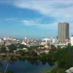Отель Duc Anh Hotel Вьетнам, Вунгтау - отзывы, цены и фото номеров - забронировать отель Duc Anh Hotel онлайн балкон