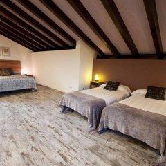 Отель El Abuelo De La Cachava сейф в номере