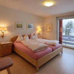 Отель Skyline House Ferienapartments Швейцария, Санкт-Мориц - отзывы, цены и фото номеров - забронировать отель Skyline House Ferienapartments онлайн комната для гостей фото 4