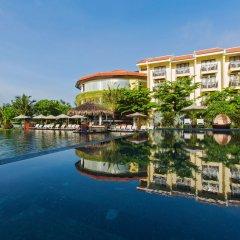 Отель Hoi An Silk Marina Resort & Spa Вьетнам, Хойан - отзывы, цены и фото номеров - забронировать отель Hoi An Silk Marina Resort & Spa онлайн приотельная территория
