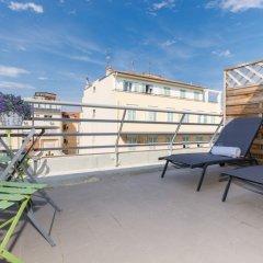 Отель Nice Riviera Ницца балкон