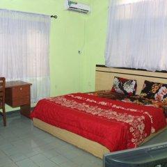Tourist Castle Hotel and Suites Калабар удобства в номере