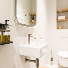 Отель Kith & Kin Boutique Apartments Нидерланды, Амстердам - отзывы, цены и фото номеров - забронировать отель Kith & Kin Boutique Apartments онлайн ванная фото 2