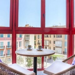 Отель Fil Suites Turismo de Interior Испания, Пальма-де-Майорка - отзывы, цены и фото номеров - забронировать отель Fil Suites Turismo de Interior онлайн балкон