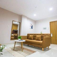 Апартаменты GK Garden Apartment комната для гостей фото 4