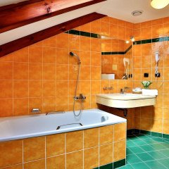Hotel Carlton ванная